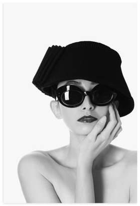 Oversize Sunglasses Wall Art