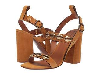 Etro Shell Heeled Sandal