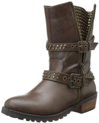 Penny Loves Kenny Women's Alice Motorcycle Boot