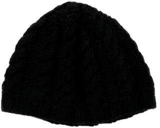 Magaschoni Cashmere Cable Knit Beanie