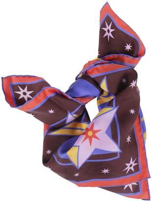 Givenchy Star Print Scarf