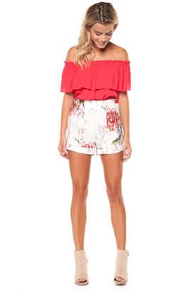 Dex Poppy Garden Shorts