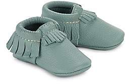 Freshly Picked Baby's Classic Core Leather Moccasins