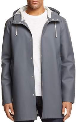 Stutterheim Stockholm Hooded Raincoat