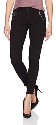 Mavi Jeans Women's Juliette Mid Rise Skinny Cargo