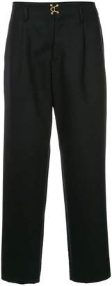 Kolor tapered trousers