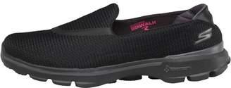 Skechers Womens GOwalk 3 Shoes Black