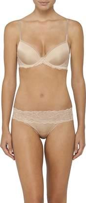 Calvin Klein Women's Seductive Comfort Lift Demi Multiway Bra