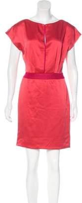 Zac Posen Beaded Silk Dress w/ Tags