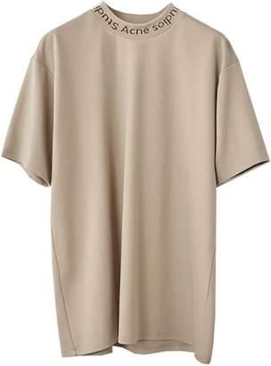 Acne Studios mushroom beige navid t-shirt