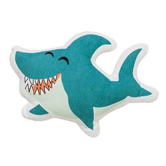 Bloomingville Blue Shark Pillow