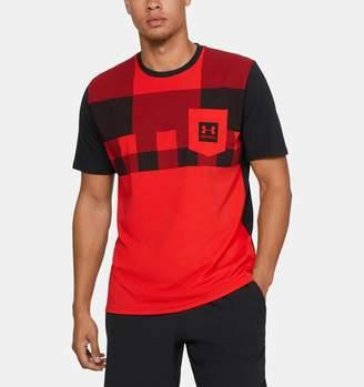 Under Armour Men's UA FB Get to Work Short Sleeve T-Shirt