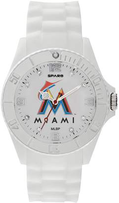 Sparo Cloud Miami Marlins Women's Watch