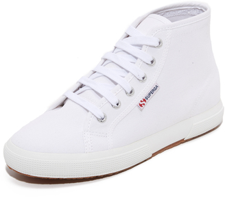 Superga 2095 Cotu High Top Sneakers $69 thestylecure.com