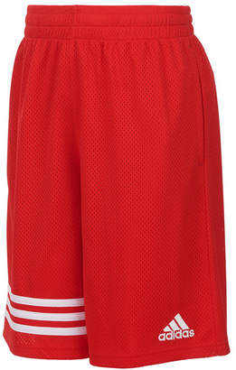 adidas Big Boys Youth Defender Shorts
