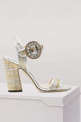 Jimmy Choo Misha 100 sandals