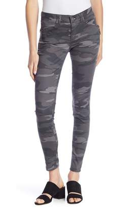 Democracy Ab Technology Camo Skinny Jeans