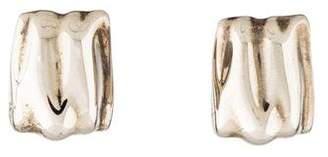 Givenchy Wavy Clip-On Earrings