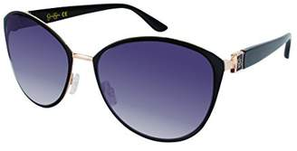 Jessica Simpson Women's J5329 Ox Cateye Sunglasses