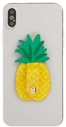 Kate Spade Pineapple Cord Keeper Phone Sticker