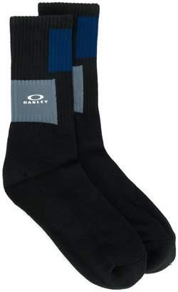 Oakley By Samuel Ross logo socks