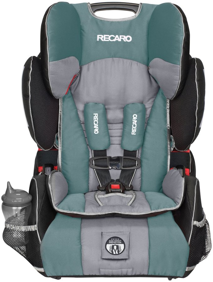 Recaro Performance SPORT Combination Harness to Booster Car Seat - Marine