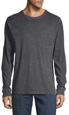 Threads 4 Thought Long-Sleeve Rain Wash Cotton Tee