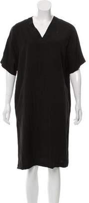 Hope Short Sleeve Straight Dress