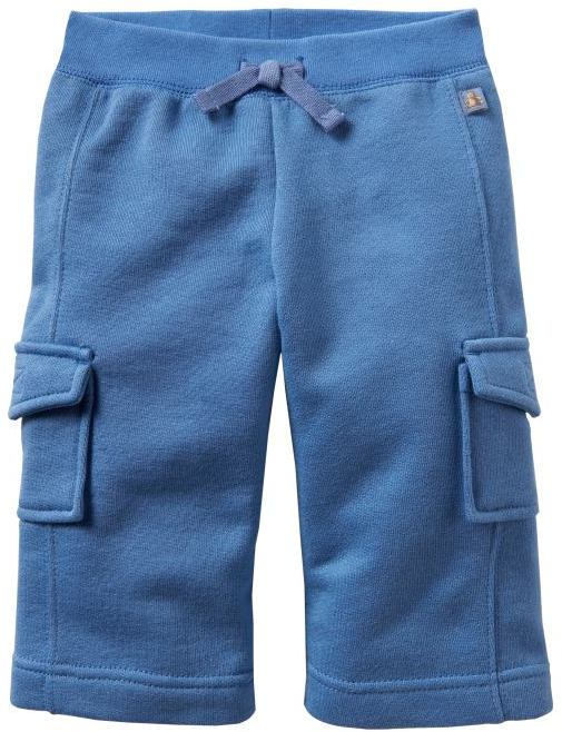 Cargo knit pants