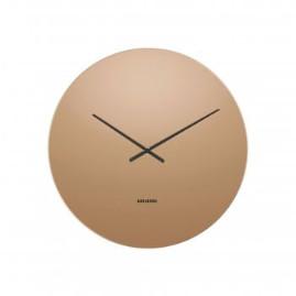 Karlsson Mirage Copper Wall Clock - 40cm - Copper