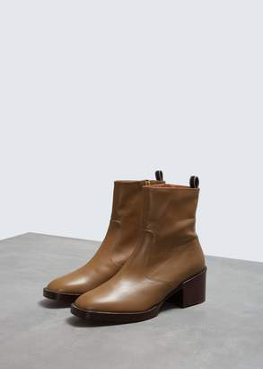 Robert Clergerie Calf Leather Caleb Boot