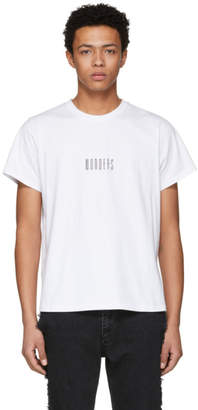 Wonders SSENSE Exclusive White Among T-Shirt