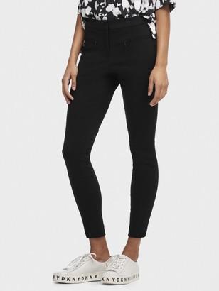 DKNY Slim Stretch Ankle Pant