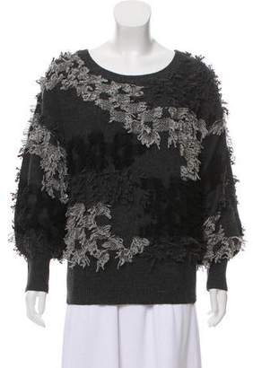 Marc by Marc Jacobs Wool Textured Sweater