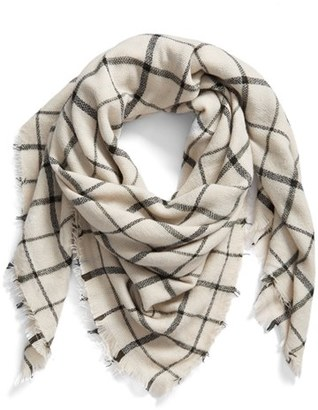 Women's Bp. Check Scarf $25 thestylecure.com