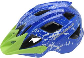 Muddyfox Kids' Spark Paint-Splatter Bike Helmet from Eastern Mountain Sports