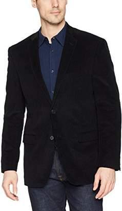 Adolfo Men's Modern Fit Corduroy Sportcoat