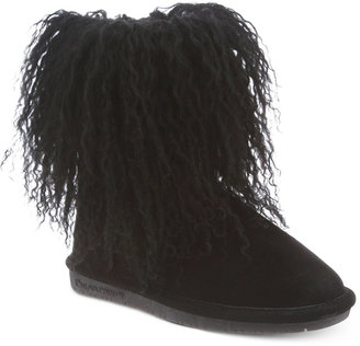 BEARPAW Boo Youth Boots, Little Girls (2-6X) & Big Girls (7-16) $89.99 thestylecure.com