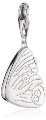 Esprit Women s Charm 925 Sterling Silver Coral ESCH91248A000
