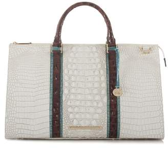 Brahmin Anywhere Weekend Leather Bag
