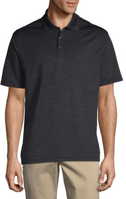 Haggar Mens Short Sleeve Polo Shirt