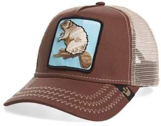 Goorin Bros. Brothers Animal Farm Beaver Mesh Trucker Hat