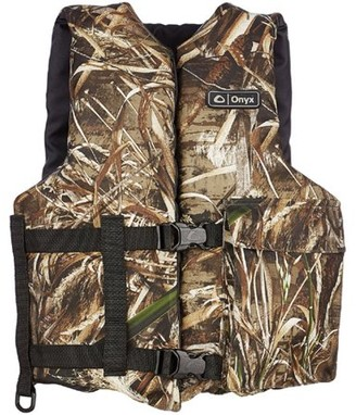 Onyx Outdoor Realtree Max-5 Adult Sport Vest, Oversize