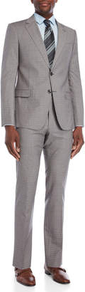 Armani Collezioni Light Grey S Line Two-Piece Suit