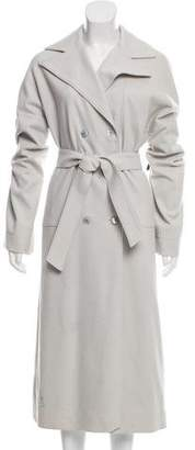 Emilio Pucci Double-Breasted Wool Coat