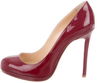 Christian Louboutin  Christian Louboutin Simple Round-Toe Pumps