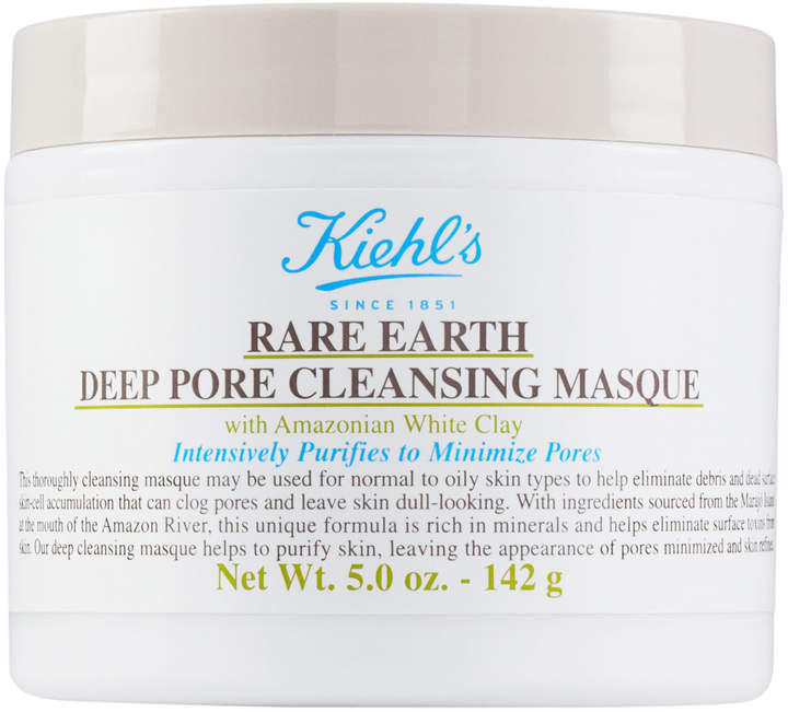 Kiehls Rare Earth Deep Pore Cleansing Mask
