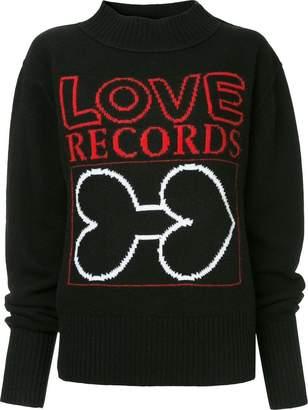 Aalto Love Records turtle neck sweater