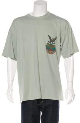 Yeezy 2017 Calabasas Graphic T-Shirt