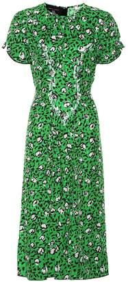 Marc Jacobs Sofia Loves The 40's silk dress